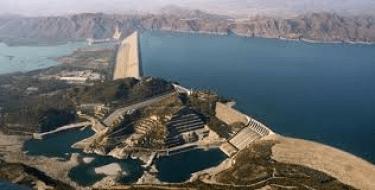 dam in Pakistan