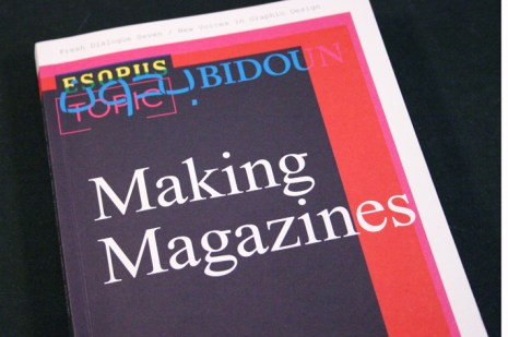 make a magzine