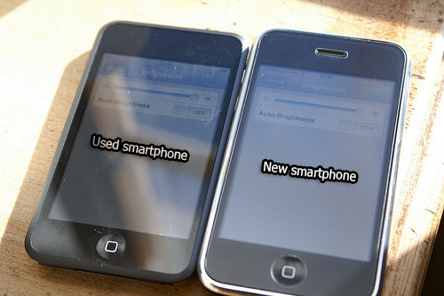 screenp rotector - Brand new phones vs used phones: The ideal smartphone guide – Images included