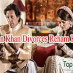 Imran and Reham Divorce