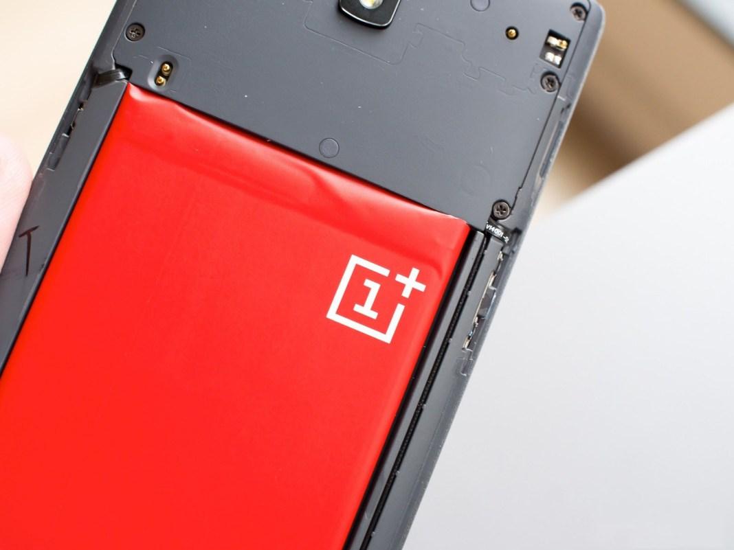 OnePlus 3, OnePlus 3 3,500mAh battery