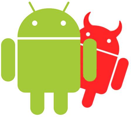 Android trojan alert