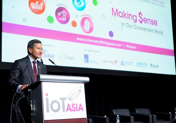 IoT Asia 2017 keynote