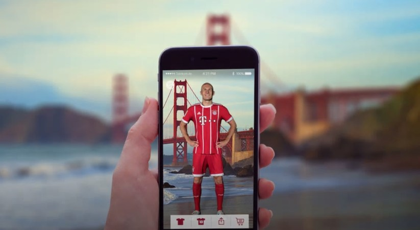 Immersive technology in sports likely to drive initial mobile augmented reality market
