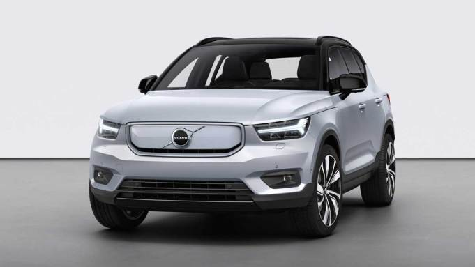 Volvo Joins the 'all-electric by 2030' Bandwagon Tailing Ford and Jaguar