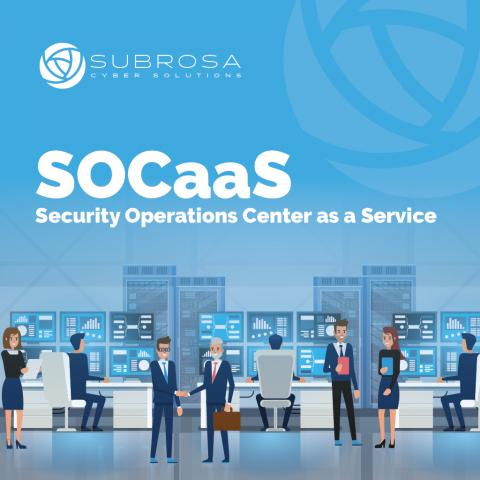 SubRosa Launches Cybersecurity SOC as Affordable, Scalable Service for Business Protection