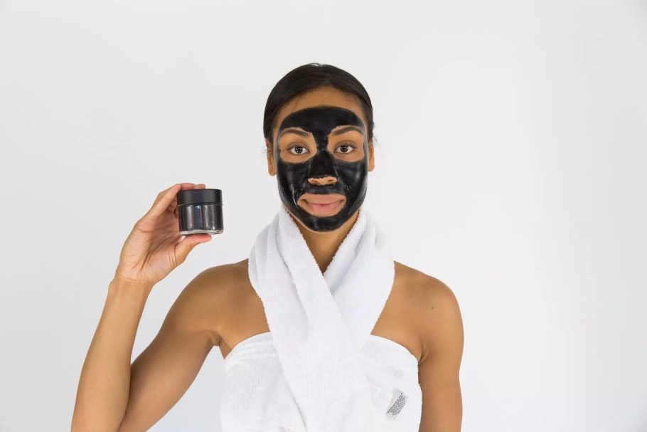 charcoal face masks can detoxify and purify your skin