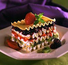 The Nibble: Dessert Pasta