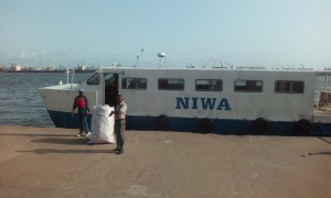 NIWA's ferry plying Apapa-CMS daily