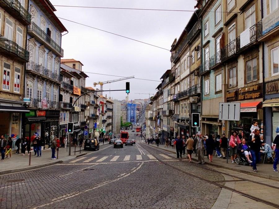 porto city street