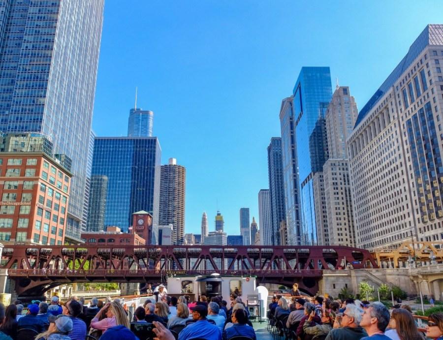 architecture river cruise tour