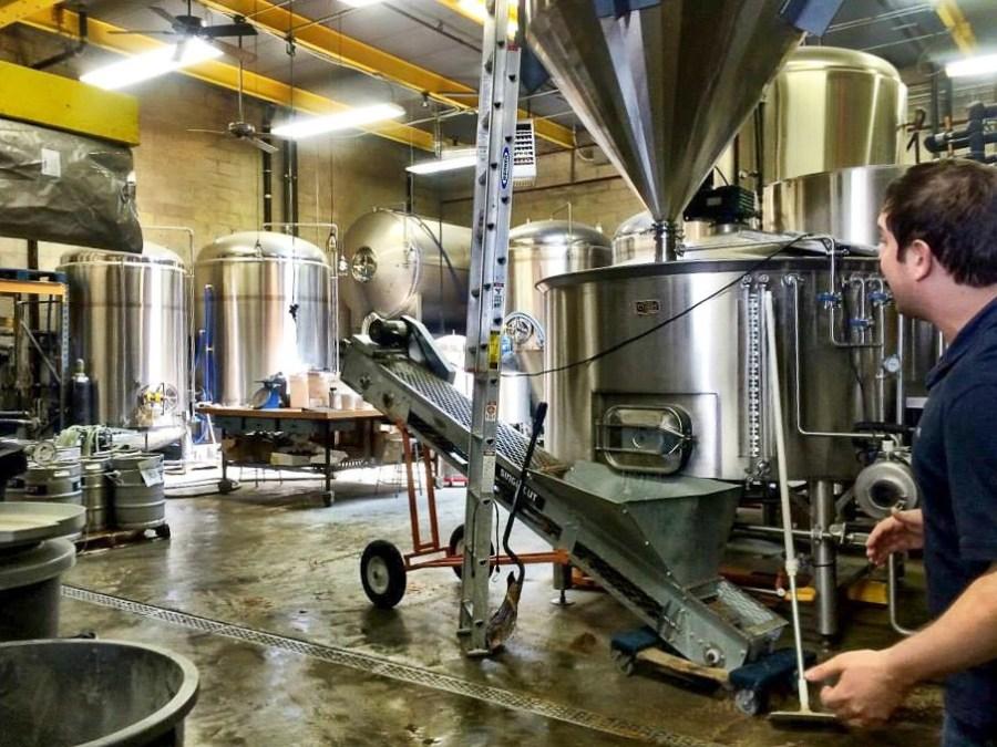 Singlecut Beersmiths brewery tour