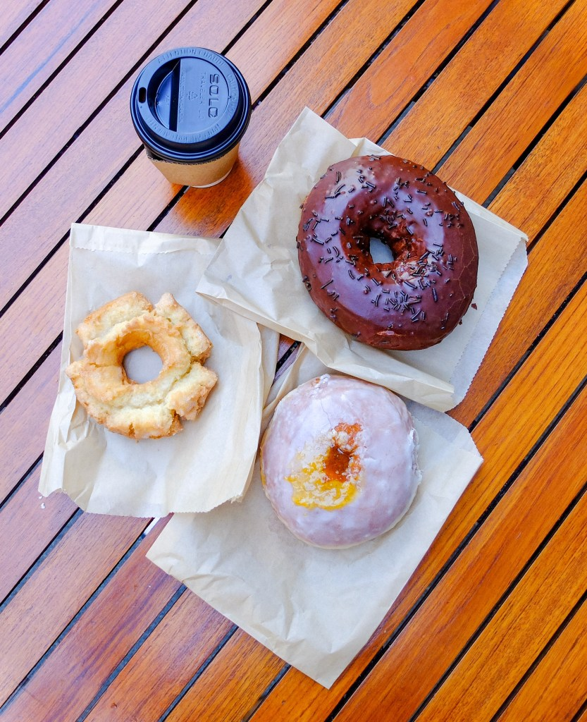 assortment of donuts to eat in chicago