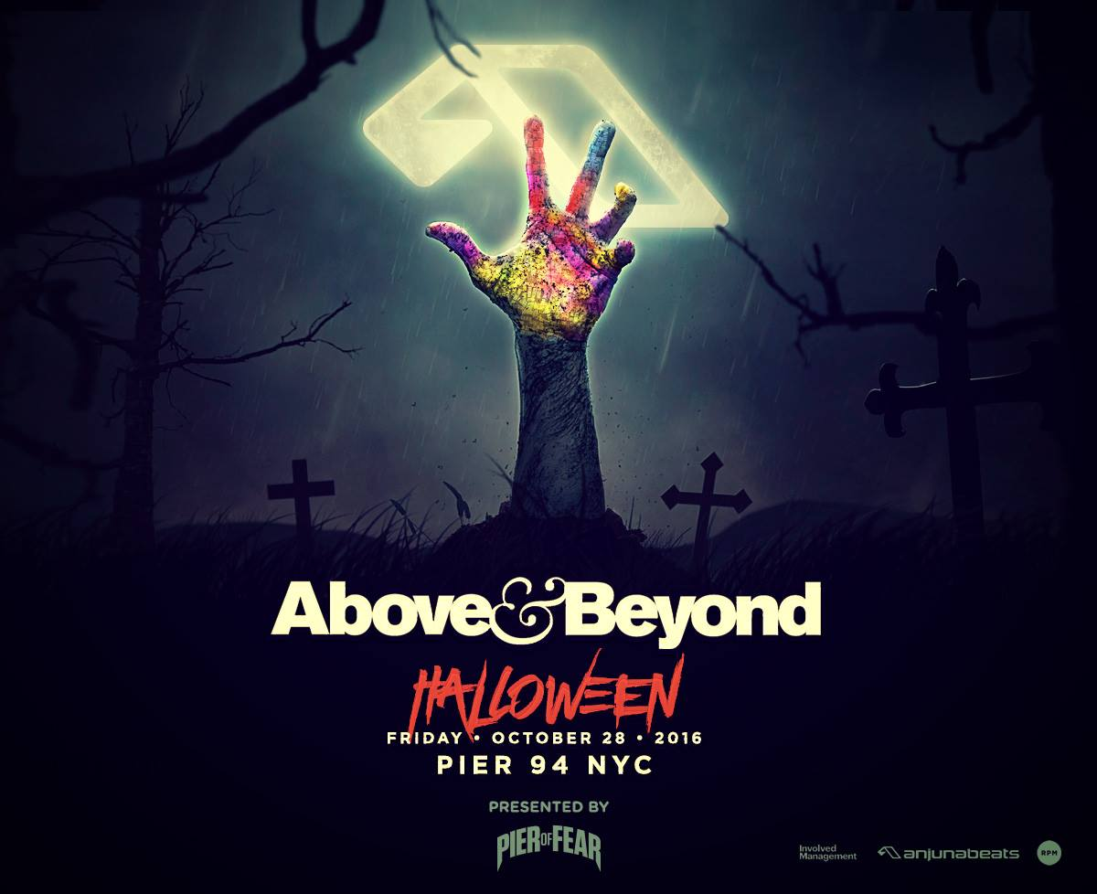 Pier of Fear Halloween 2016 Brings Above & Beyond to New York ...