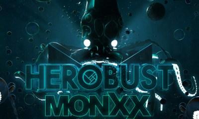 Herobust & Monxx - Giant Squiddim