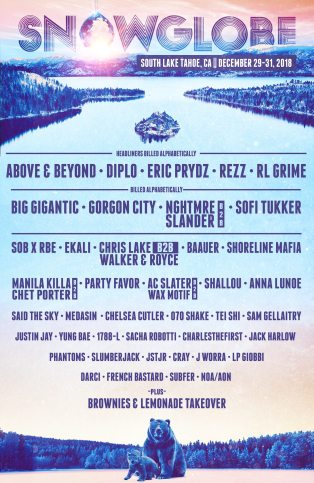 snowglobe, snowglobe 2018, snowglobe music festival