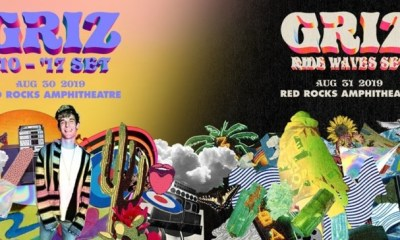griz, ride waves, red rocks