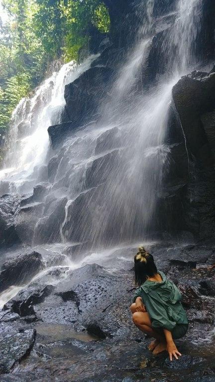 Ubud Waterfall 2019