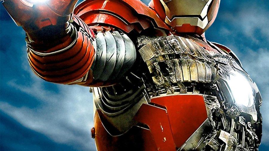 10 hd iron man
