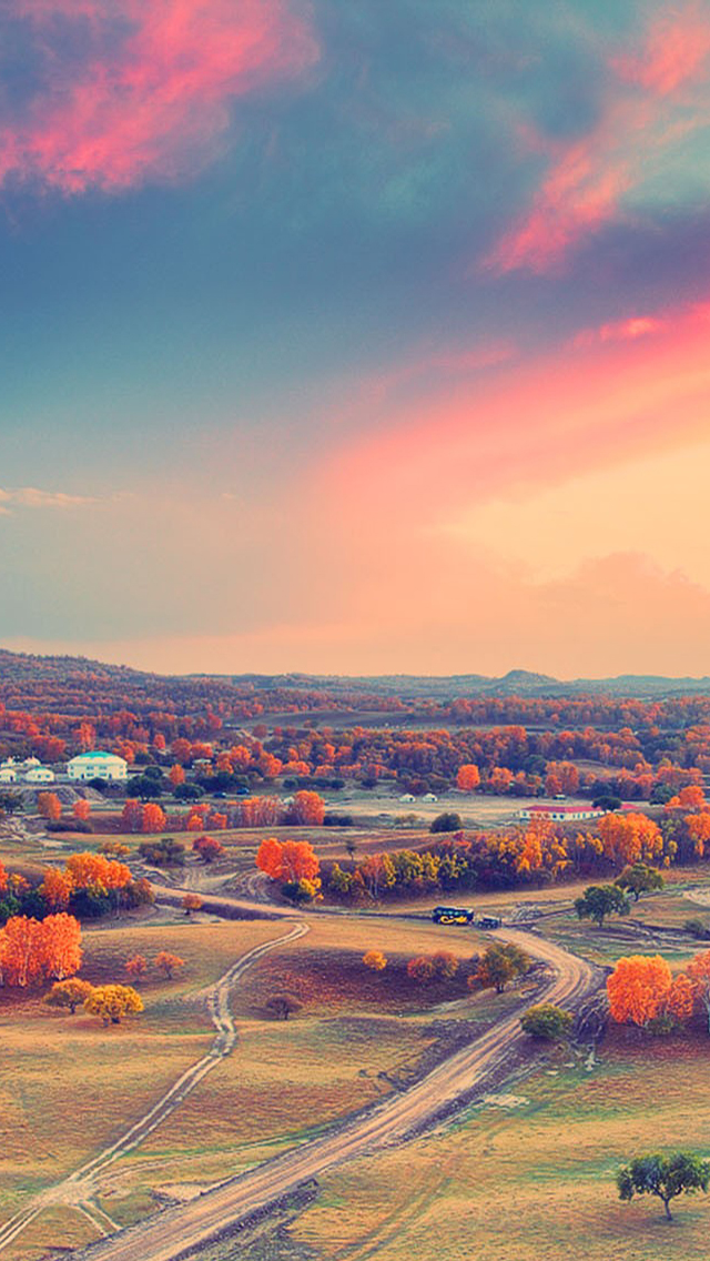 Free Desktop Wallpaper Fall Trees Awesome Autumn Wallpapers For Your Iphone Hd The Nology