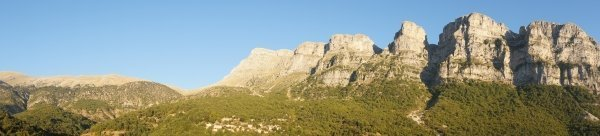 Hiking the Vikos Gorge in Greece