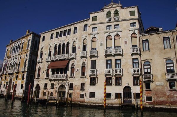 Vegan travel in Venice, Italy