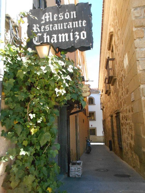 Restaurante Chamizo, Plasencia, Spain