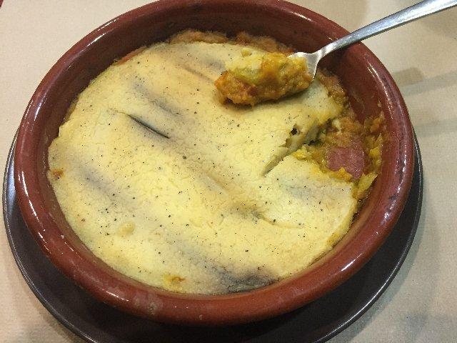 moussaka - Cáceres