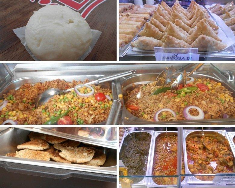 Vegan Asian food at Expo Milan
