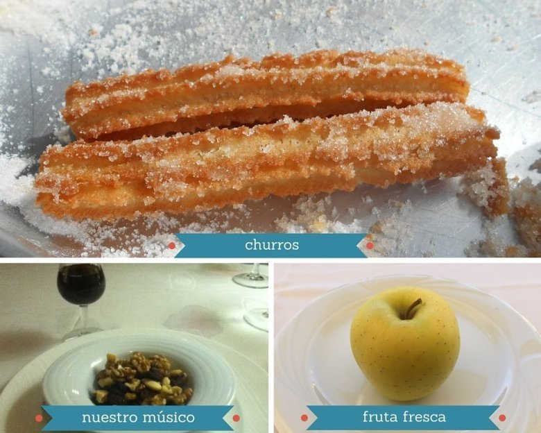 Vegan desserts in Spain
