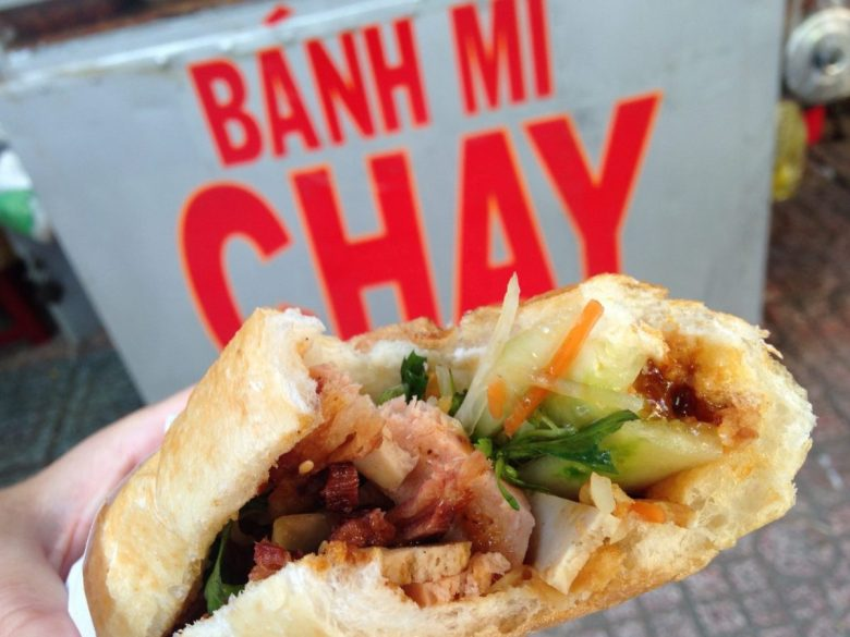 10-Bahn Mi - vegan in Southeast Asia