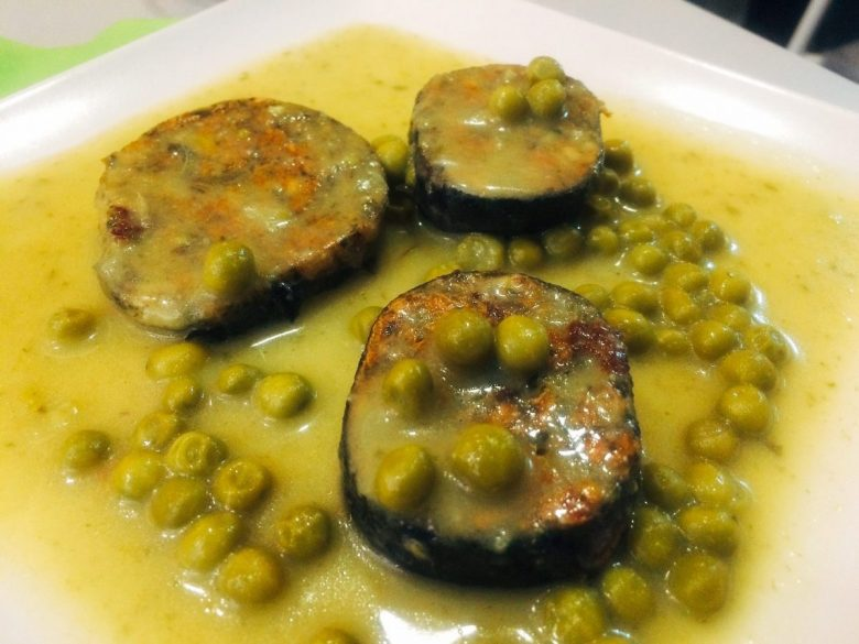 Vacalao - vegan cod fish in Zaragoza, Spain - vegan travel
