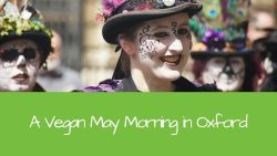 A Vegan May Morning in Oxford - vegan travel
