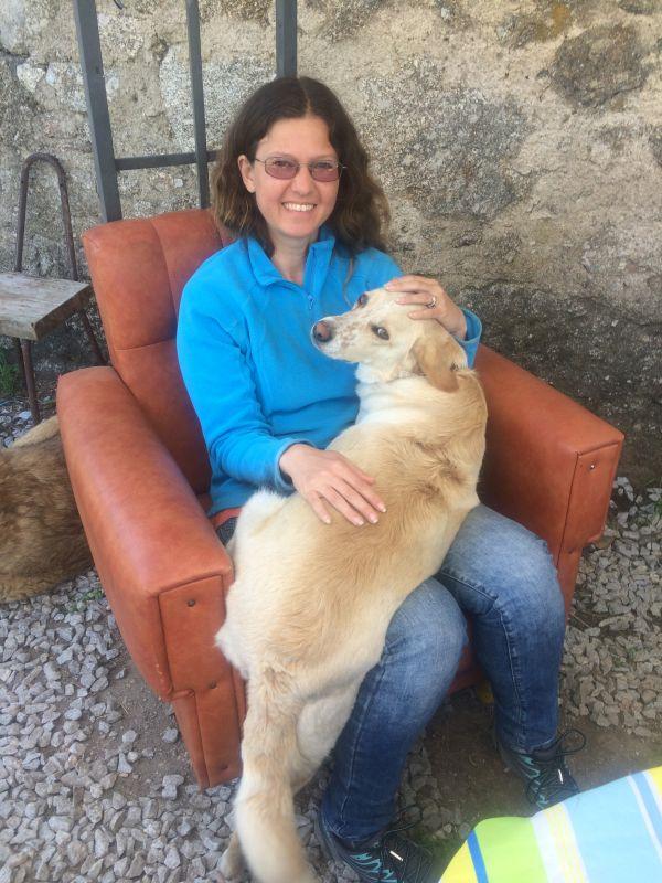 Me and Mishka - Honey House Retreat in Portugal