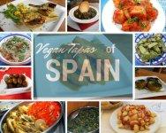 Vegan Tapas of Spain