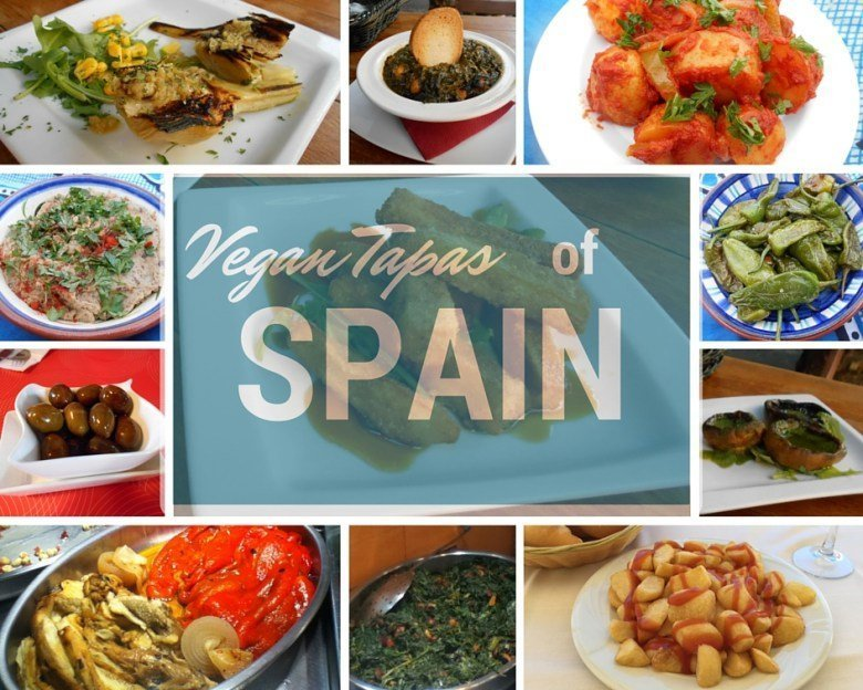 Vegan Tapas of Spain - World Tapas Day