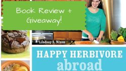 Happy Herbivore Abroad Book Review + Giveaway