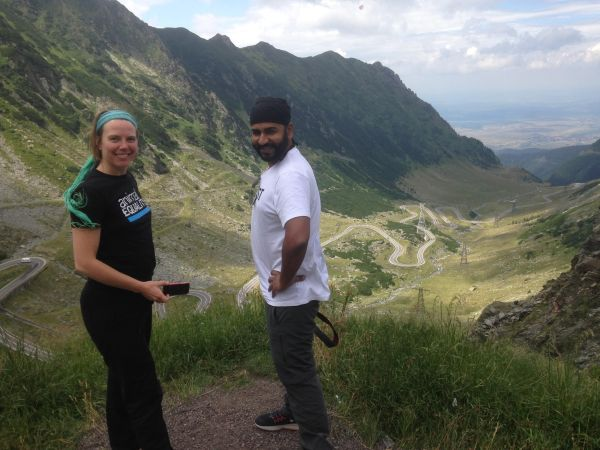 Travel companions - how to be vegan on the mongol rally