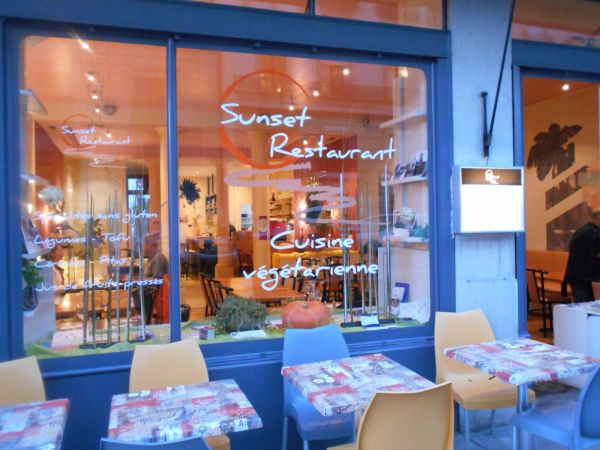Sunset Restaurant - Vegan Food in Geneva