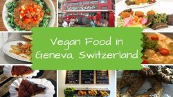 Vegan Food in Geneva, Switzerland