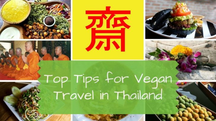 top-tips-for-vegan-travel-in-thailand - vegan in Thailand