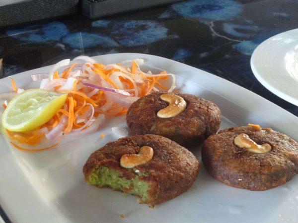 4. Hara Bhara Kabab - vegan Indian food
