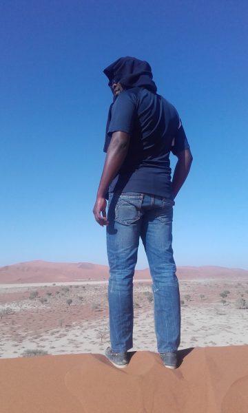 Markus tour guide - tour of Namibia