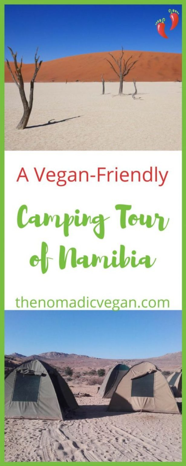 A Vegan-Friendly Camping Tour of Namibia