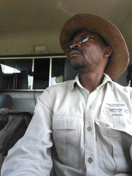 Mogale - vegan guide in the Okavango Delta