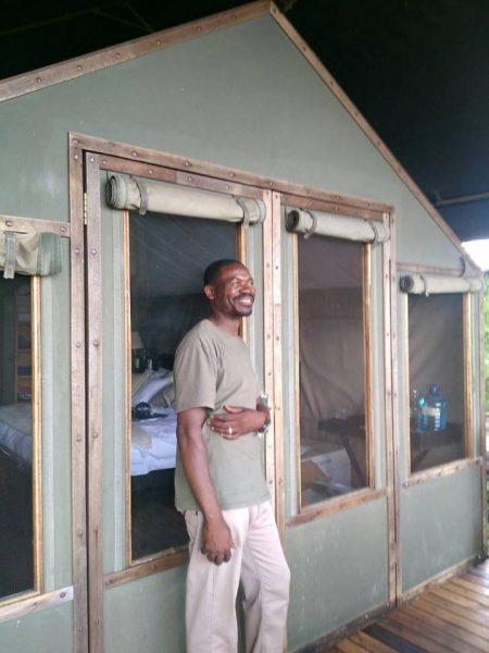 Mogale - vegan guide in Africa