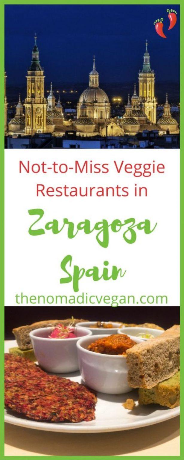 Not-to-Miss Vegetarian and Vegan Restaurants in Zaragoza, Spain
