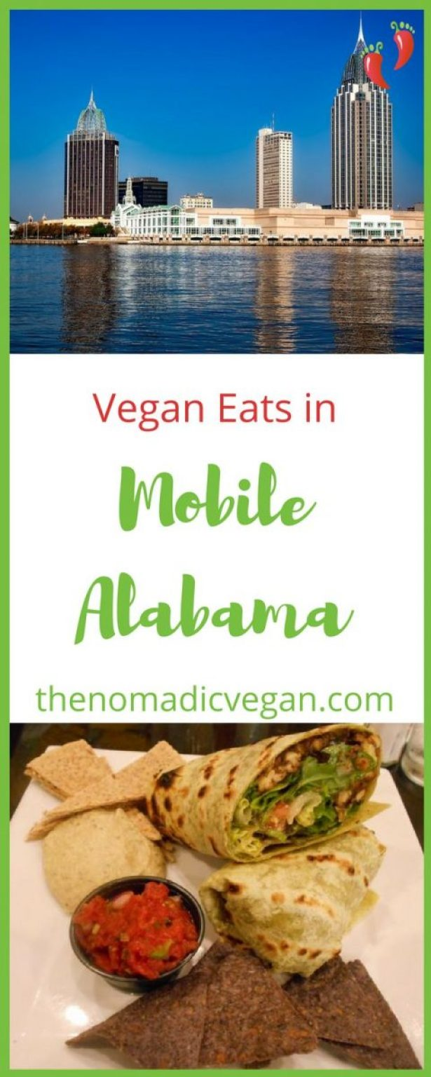 Vegan Eats in Mobile Alabama