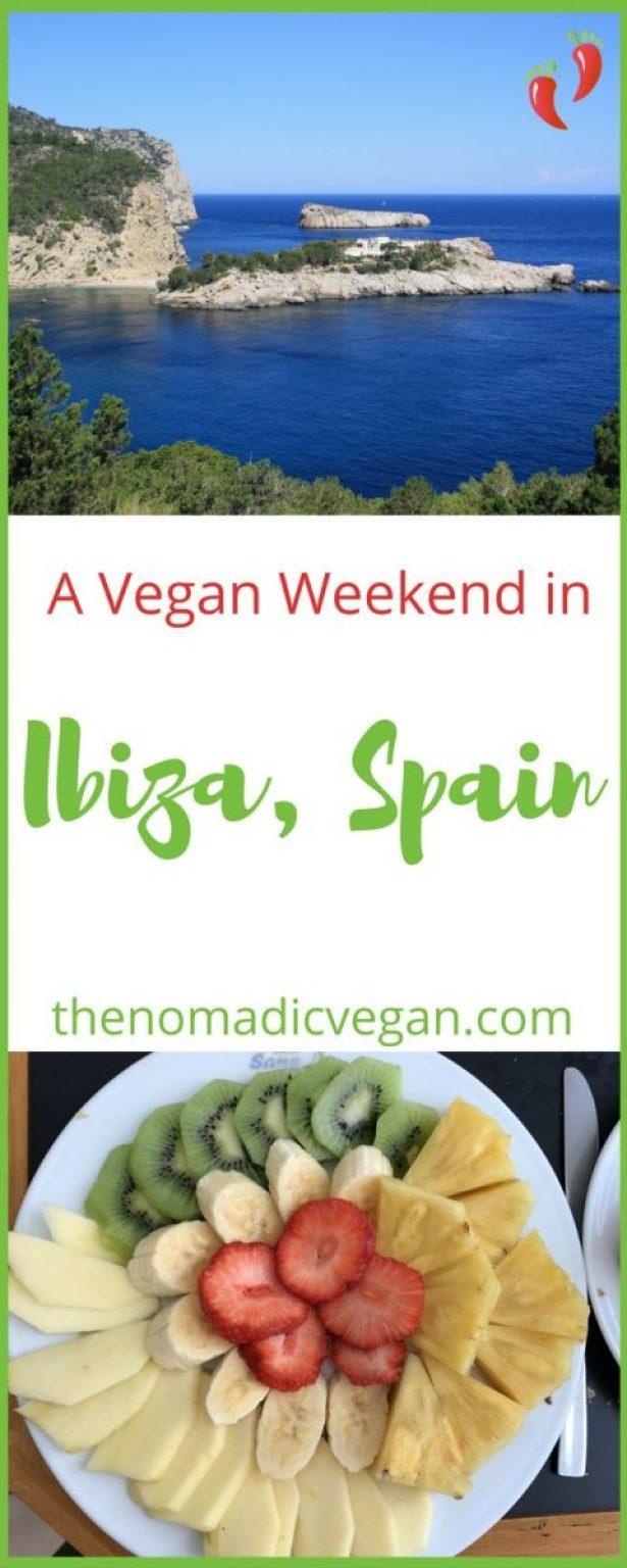 Vegan eats and travel tips for Ibiza, Spain