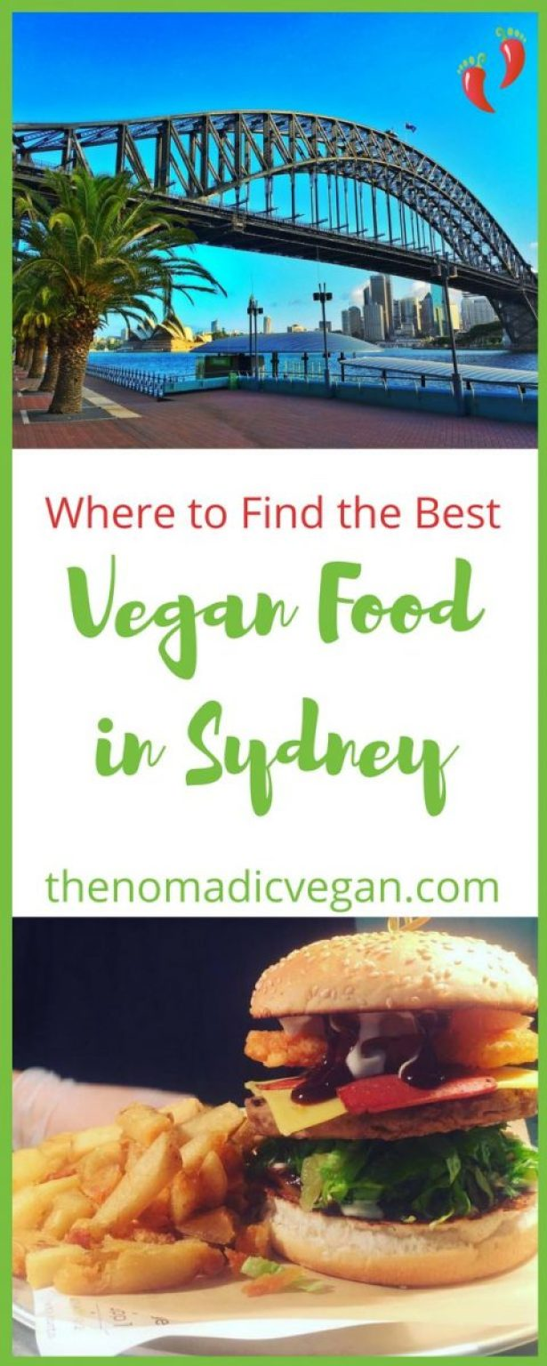 Where to Find the Best Vegan Food in Sydney